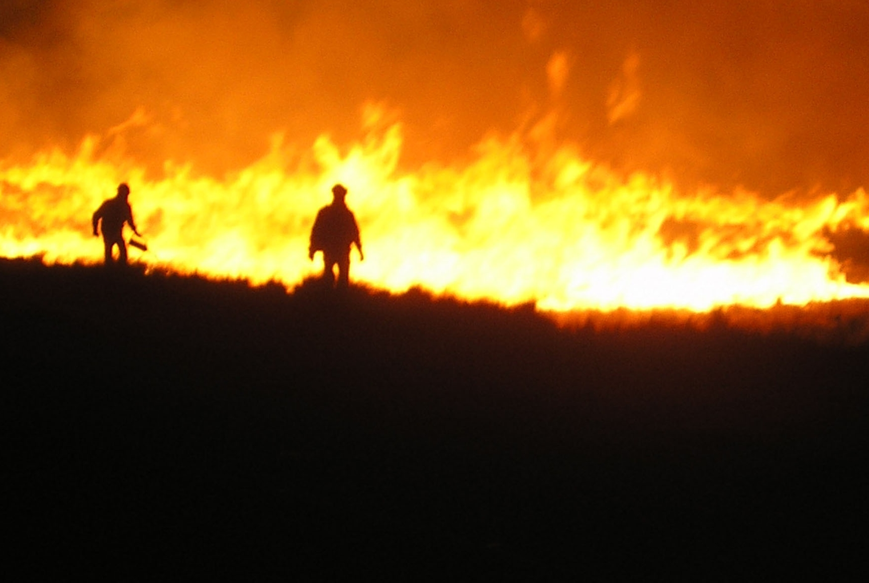 Caracterización de la situación de incendios en las áreas protegidas nacionales de Argentina, a partir de focos de calor MODIS y VIIRS (Periodo 2003-2020)